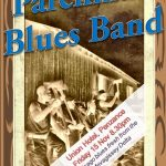 Parchman Blues Band Poster