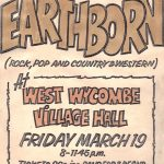 A poster for Earthborn appearing in West Wycombe