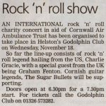 Falmouth Packet, Wednesday 4th November 2015