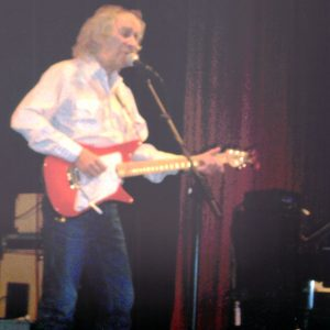 Albert Lee on Stage