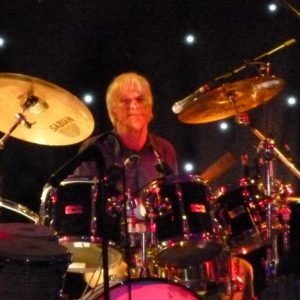 Drummer Jim McCarty