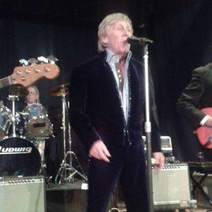 John Leyton at the Polish Club