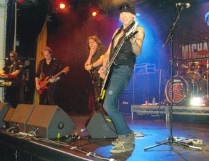 Michael Schenker and Band