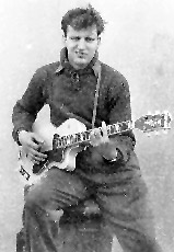 Early 1960s Army days and Hofner Club