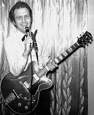 Early 70s with Hofner Verithin