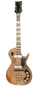 Burns Short Scale Deluxe Front