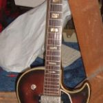 Unknown Les Paul-style electric guitar