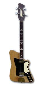 Burns Weill Super Streamline Bass