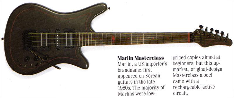 Marlin Masterclass