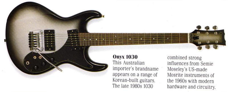 Onyx 1030