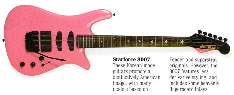 Starforce 8007