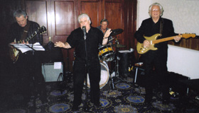 Roger Brokenshire and the Band