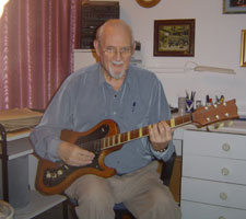 Bob Rogers – a top working guitarist