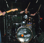 Drummer Layla Hall
