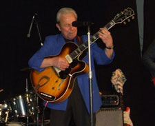 Charlie Gracie --An inspiration to many wannabe guitarists