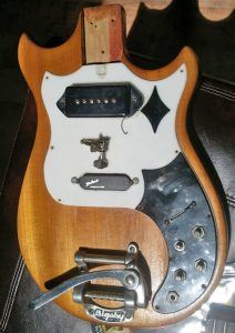Akron Electric Guitar