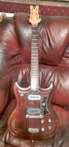 Barnes & Mullins Electric Guitar