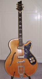 Framus Billy Lorento guitar
