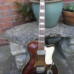 Full Photo of Musima/Rellog Gitona Electric Guitar