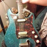 Norma Electric Guitar